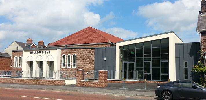 Willowfield Parish Halls